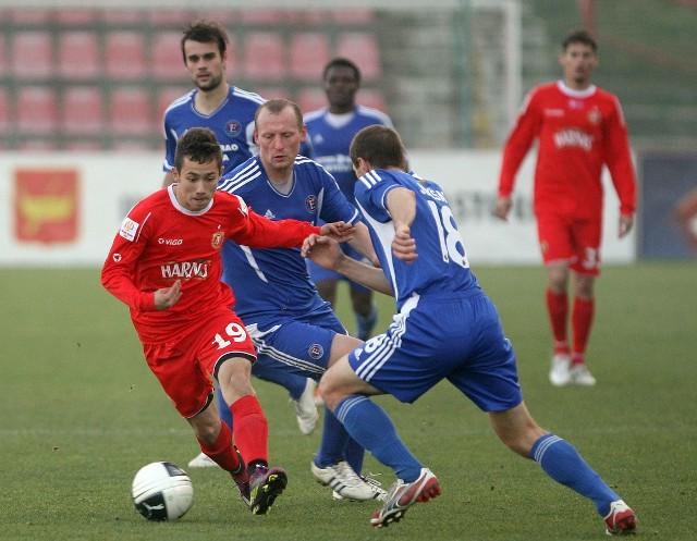 Widzew - FK Ekranas 1:1