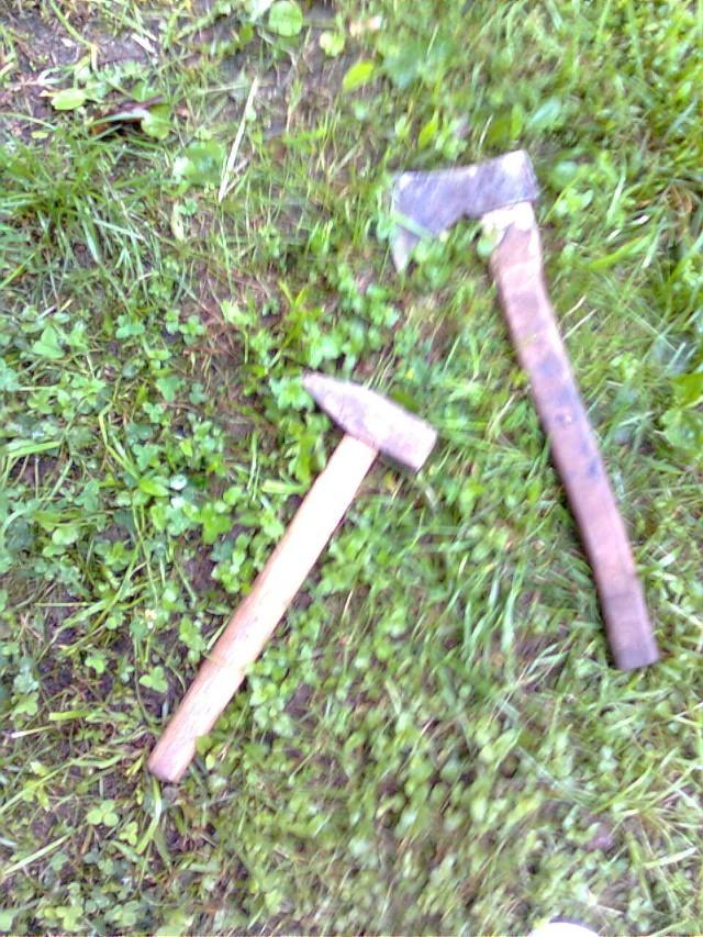 Tymi narzędziami posługiwał się złodziej kabli