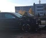 Wypadek na A4 na wysokości IBM w Katowicach. Są utrudnienia na trasie w stronę Wrocławia