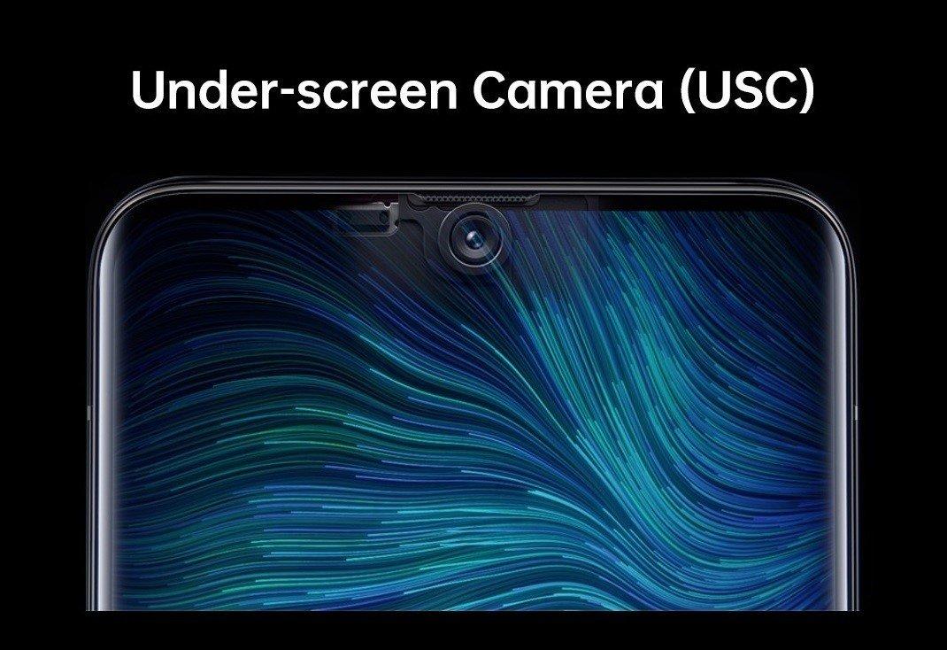 93f9b6345 Oppo pokazało w Szanghaju nowe technologie. To Under-Screen Camera oraz  MeshTalk, czyli komunikacja poza siecią