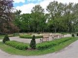 Spacer po parku im. Słowackiego w Pabianicach ZDJĘCIA