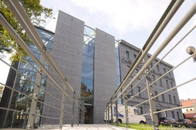 Miejska Biblioteka Publiczna w Opolu.