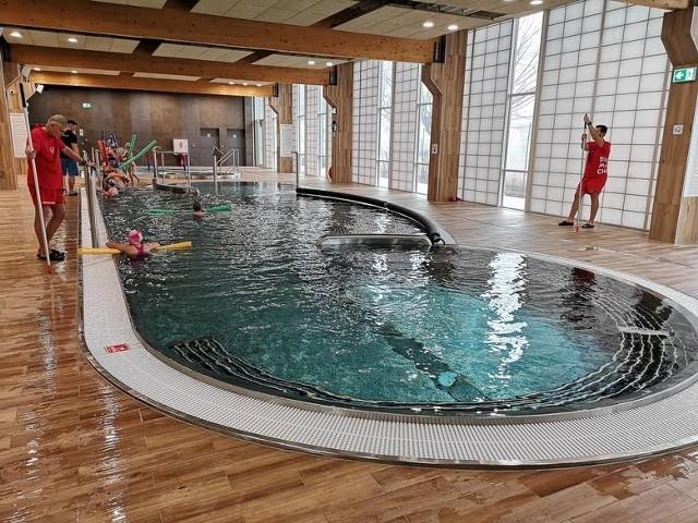 Indywidualne wejścia na basen raczej będą wykluczone