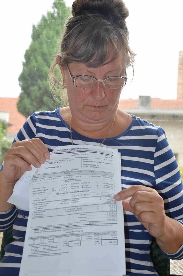 O horrendalnym rachunki opowiedziała nam córka 88-latki.