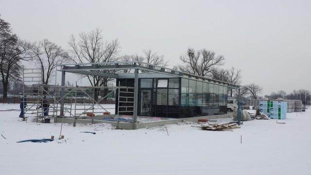 Nowy salon ma zostać otwarty w marcu br.