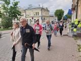 Sztafeta dla Konstytucji w piątek 28 maja na ulicach Kielc i przed sądem [ZDJĘCIA]