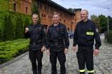"""Przez ponad dwa tygodnie gasili pożary w Grecji. Strażacy wrócili do kraju. """"Jesteśmy zmęczeni, ale szczęśliwi"""""""
