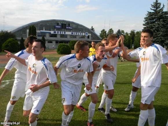 Stal Mielec wygrała z Orlętami 2-0.