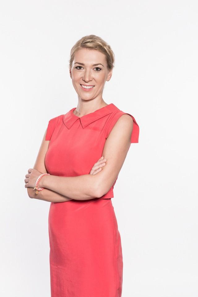 Olga Legosz, współzałożycielka Fundacji Sukces Pisany Szminką