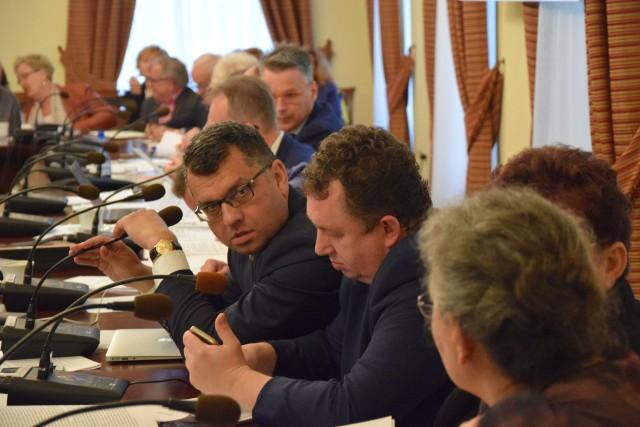 Sesja rady miejskiej w Zielonej Górze - 28 maja 2019