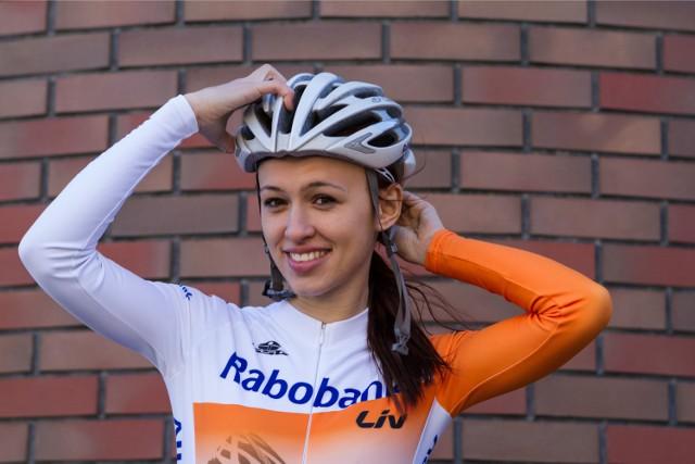 Katarzyna Niewiadoma jest jedną z faworytek wyścigu kobiet