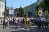 Bielsk Podlaski. Ulicami miasta przeszła procesja z ikoną Bielską Matki Bożej [ZDJĘCIA, WIDEO]