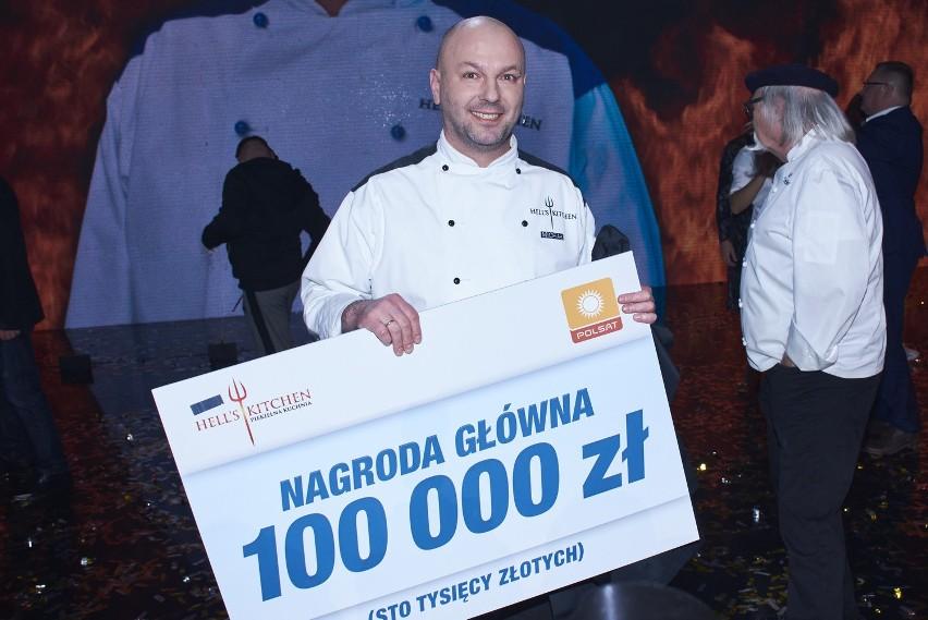 Michał Suchanowski Zwycięzca 6 Edycji Hells Kitchen O