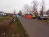 Śmiertelny wypadek w Szustku pod Skrwilnem. Nie żyje 45-letni motocyklista. Zobaczcie zdjęcia