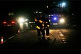 Nocny rajd pijanych kierowców autobusu. 6 aut rozbitych, 3 osoby w szpitalu