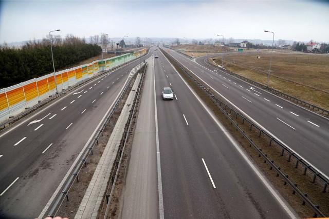 Droga ekspresowa S8 w Złotorii