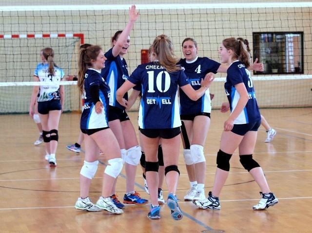 Siatkarki z Chełmna drugi sezon spędzą w II lidze. W debiucie sięgnęły po wicemistrzostwo grupy 1.