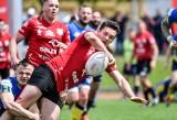 Ekstraliga rugby. Hit Ogniwo Sopot - Master Pharm Rugby Łódź utknął w korku