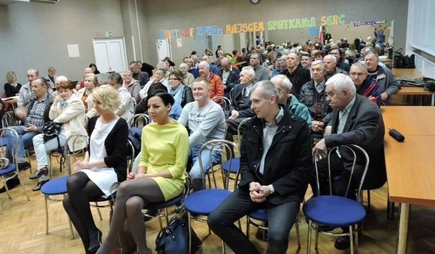 Podczas wyborów rady osiedla Dzieci Polskich w 2015 roku