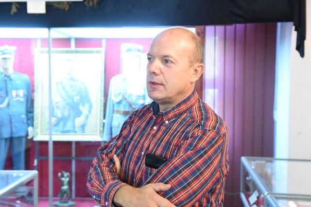 Do wzięcia udziału w konkursie zachęca dyrektor muzeum, Piotr Dziedzic.