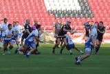 Ekstraliga rugby. Najwszechstronniejszym graczem jest łodzianin Paweł Urbaniak