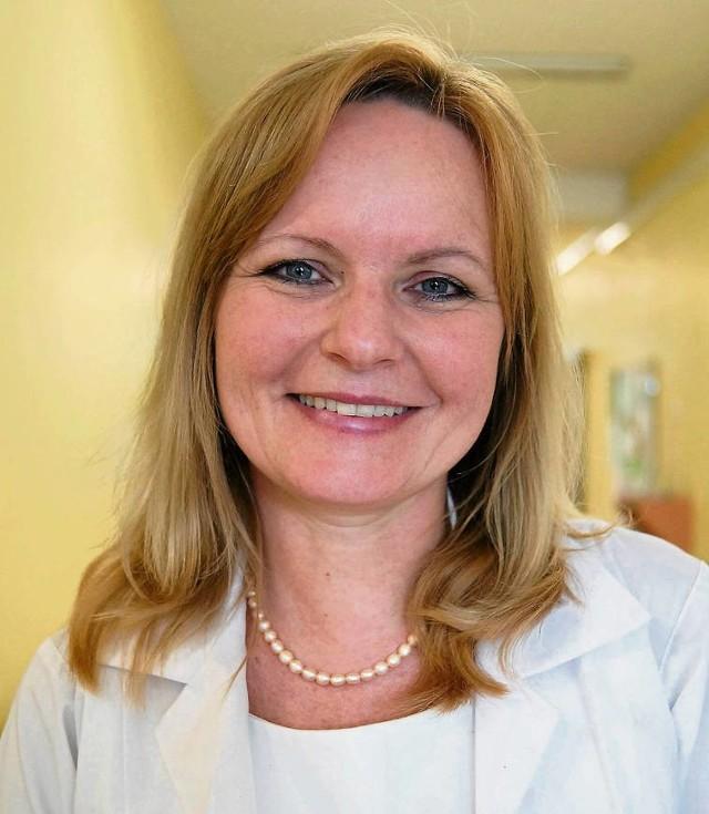 Dr Ida Cedrych zapewnia, że nigdy nie jest za późno na profilaktykę