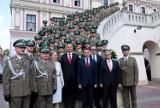 Prezydent Andrzej Duda w Zamościu wygłosi ostatnie przemówienie przed ciszą wyborczą