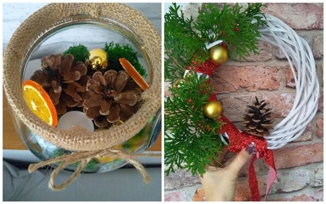 Odliczamy już dni do świąt i stopniowo ubieramy nasze domy i mieszkania, budując klimat Bożego Narodzenia. Najwięcej satysfakcji dadzą dekoracje świąteczne przygotowane własnoręcznie. Zebraliśmy garść pomysłów na ozdoby bożonarodzeniowe. Wieniec, zawieszki na choinkę, dekoracja na stół, komodę, parapet? Oto co znaleźliśmy na Instagramie! Ozdoby świąteczne robimy z tego, co akurat jest pod rękąŚwierkowa gałązka albo taka z krzewu ozdobnego, który rośnie przed domem, do tego wysuszone plastry pomarańczy, słoik po kawie, oliwkach albo buraczkach, szyszki, kilka bombek i wstążka, sznurek jutowy albo cokolwiek innego, co masz pod ręką - doskonale nada się do zrobienia świątecznej dekoracji. Arkusz filcu, orzechy, wazon, lampki dekoracyjne, świetlne sznury albo świece jak najbardziej sprawdzą się do zbudowania ciepłego, świątecznego klimatu. Zobacz zdjęcia ozdób, jakie znaleźliśmy na Instagramie i czerp inspirację.  Boże Narodzenie. Lista tradycyjnych potraw wigilijnych: