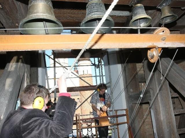 w supraskim klasztorze zagrają dzwony