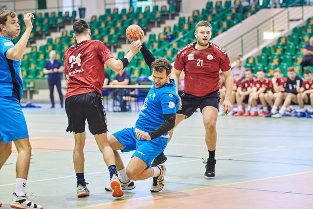 W sobotę 15 maja zawodnicy MKS Brodnica przegrali mecz z zawodnikami KS Szczypiorniak Olsztyn