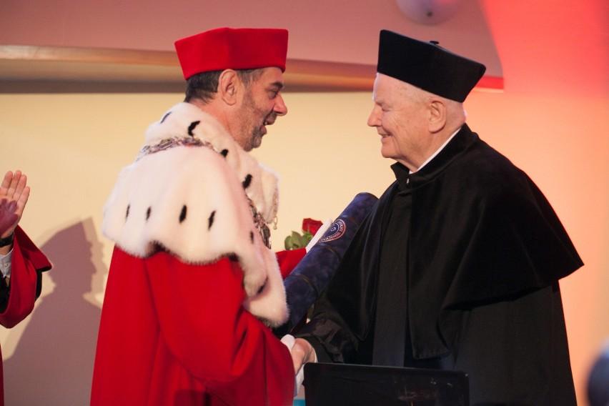 Inauguracja roku akademickiego 2017/2018 na Uniwersytecie...