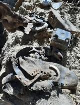 Niezwykłe odkrycie w Osowcu Lęborskim! Archeolodzy znaleźli zbiorową mogiłę. To zabici przez Rosjan Niemcy [ZDJĘCIA]