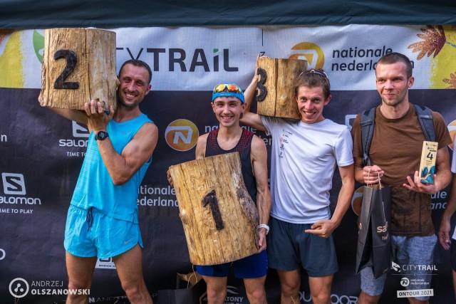 Zwycięzcy letniej edycji City Trail podium imprezy postanowili zabrać do domu...