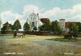 Klasztor w Łagiewnikach na starych zdjęciach. Jak kiedyś wyglądał łagiewnicki klasztor? To najcenniejszy zabytek Łodzi [ARCHIWALNE ZDJĘCIA]