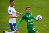 Warta Poznań remisuje ze Stalą Mielec 0:0. Zieloni tym razem bez błysku. Słaby mecz w Grodzisku Wielkopolskim