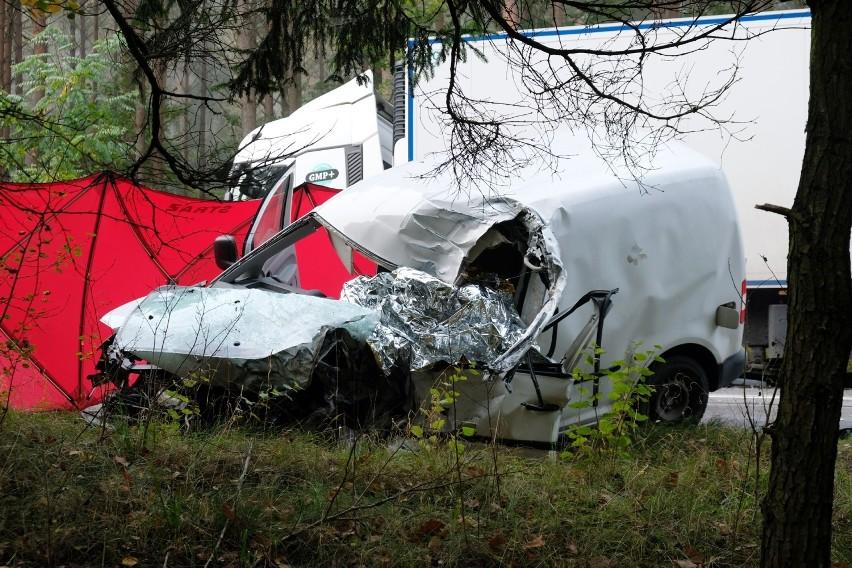 Wypadek w Konarzynach we wtorek, 13.10.2020 r. 1 osoba nie...