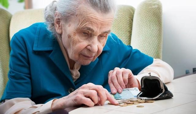 W kwietniu zostanie wypłacona 13 emerytura