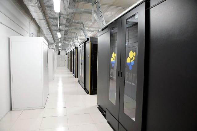 Budynek wysokich technologii z nowoczesną serwerownią oddano w PNT do użytku w lutym 2019 roku.