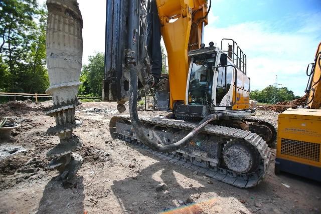 Prace rozpoczęły się pod koniec zeszłego roku i będą trwały do 2023 roku.