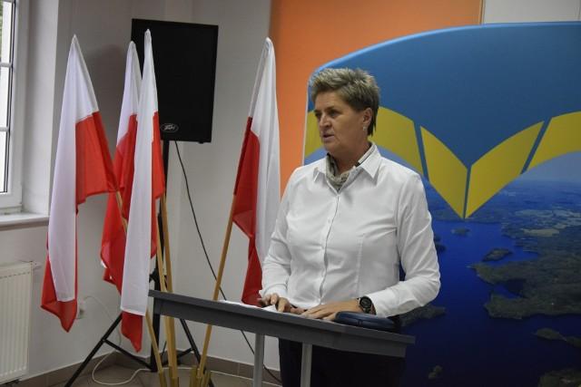 Danuta Karaśkiewicz nie przekazała poczcie danych wyborców