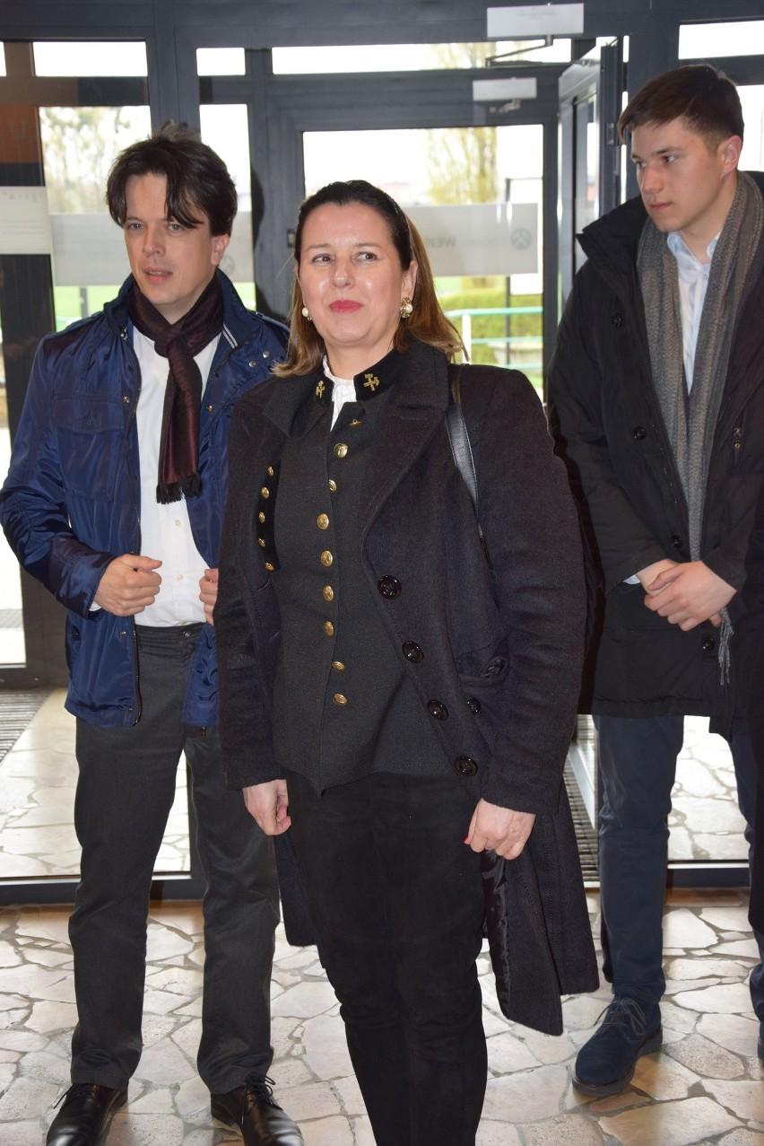 Ambasador Andrea Bekić odwiedziła Tarnowskie Góry