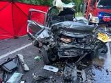 Śmiertelny wypadek pod Wągrowcem. Jakie są ustalenia policji?
