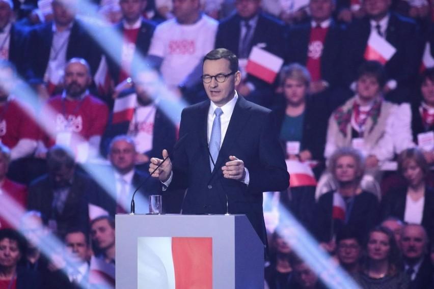 100 dni rządu. Premier podsumował pierwsze sto dni rządu. Gala Finałowa #PiątkaNa100Dni z udziałem Zientarskiego i Bardowskigo