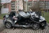 Święta na drogach w Śląskiem. 21 wypadków, 4 ofiary śmiertelne [PODSUMOWANIE WYPADKÓW W ŚWIĘTA]