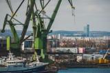Nowy punkt widokowy w Gdańsku na stoczniowym dźwigu w Stoczni Cesarskiej. Żuraw M3 już przetestowany [zdjęcia]