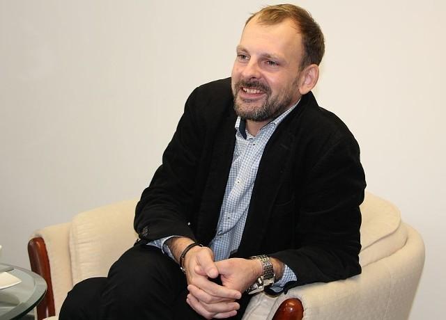 Damian Tanajewski, dyrektor Opery i Filharmonii Podlaskiej
