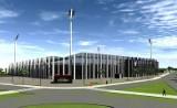 Nowy Sącz. Opóźni się budowa stadionu Sandecji. Dwie firmy odwołały się od wyniku przetargu [WIZUALIZACJE]