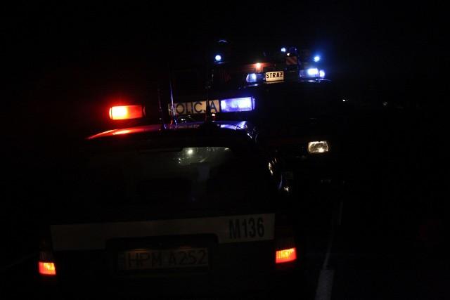 Pomigacze. Zaginiony 86-latek został odnaleziony. Szukało go kilkudziesięciu funkcjonariuszy
