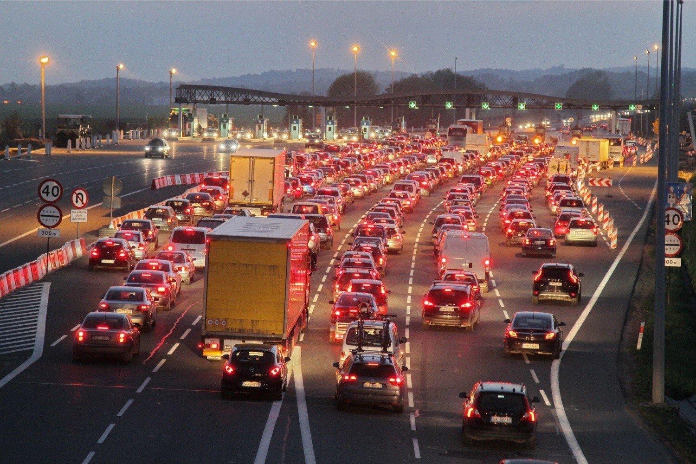 bec0ab1146708 Drożeje przejazd autostradą A4 Kraków-Katowice  OPŁATY