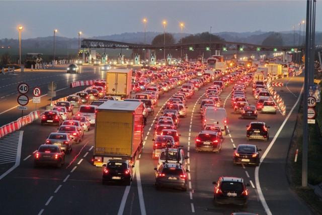 Autostrada A4 Kraków - Katowice [OPŁATY]